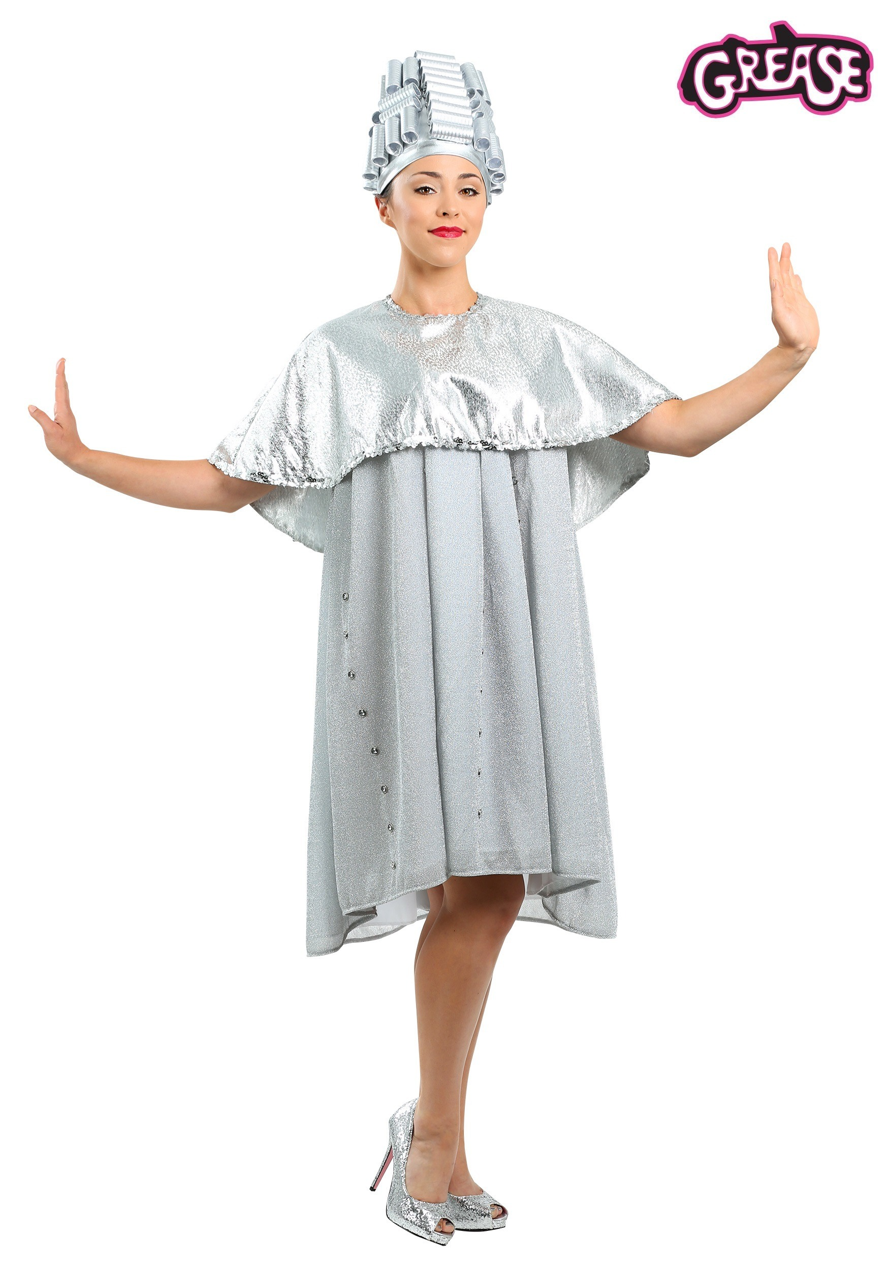 Grease Beauty School Dropout Women's Costume