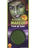 Green Face Makeup