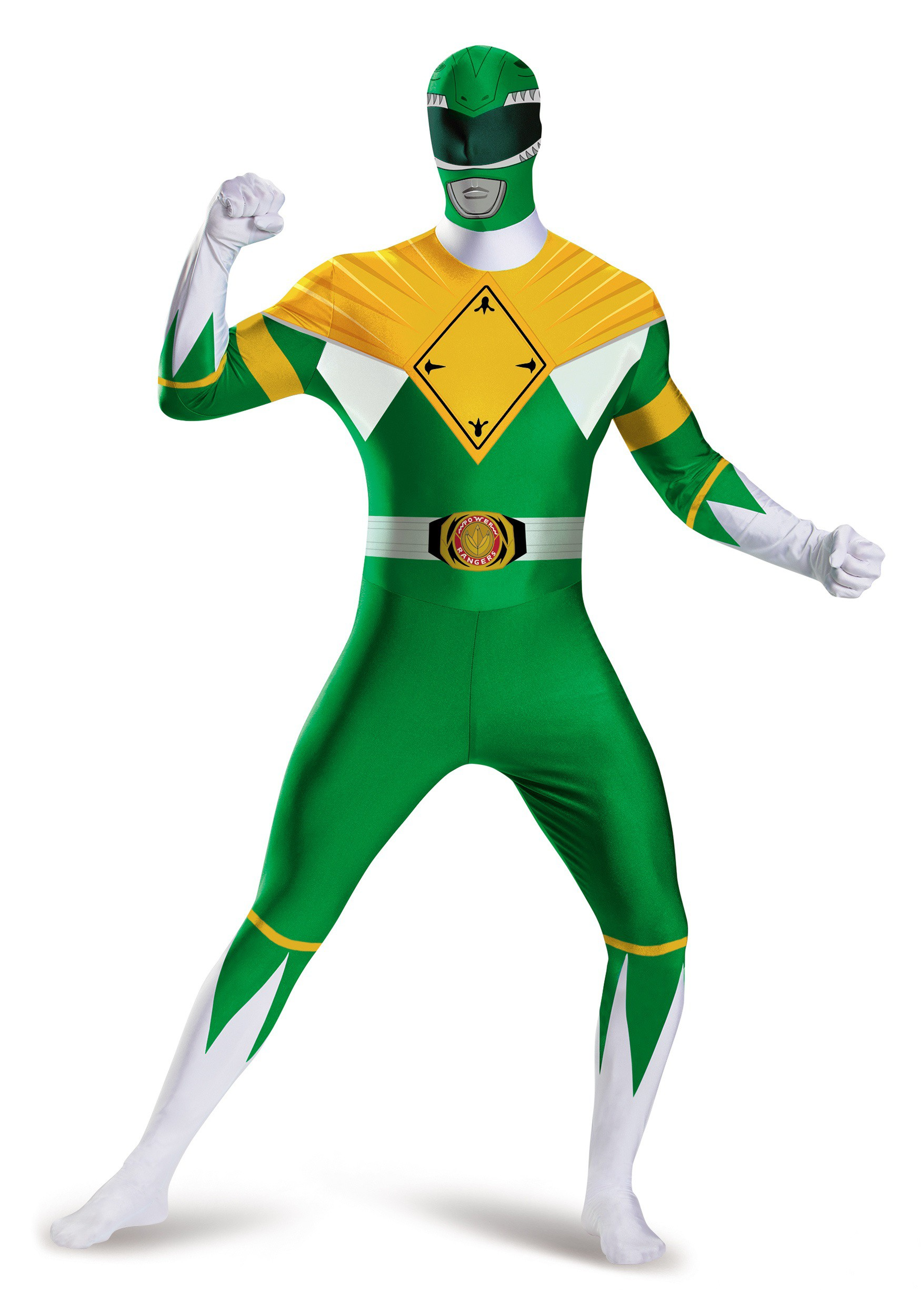 Green Ranger Men's Bodysuit