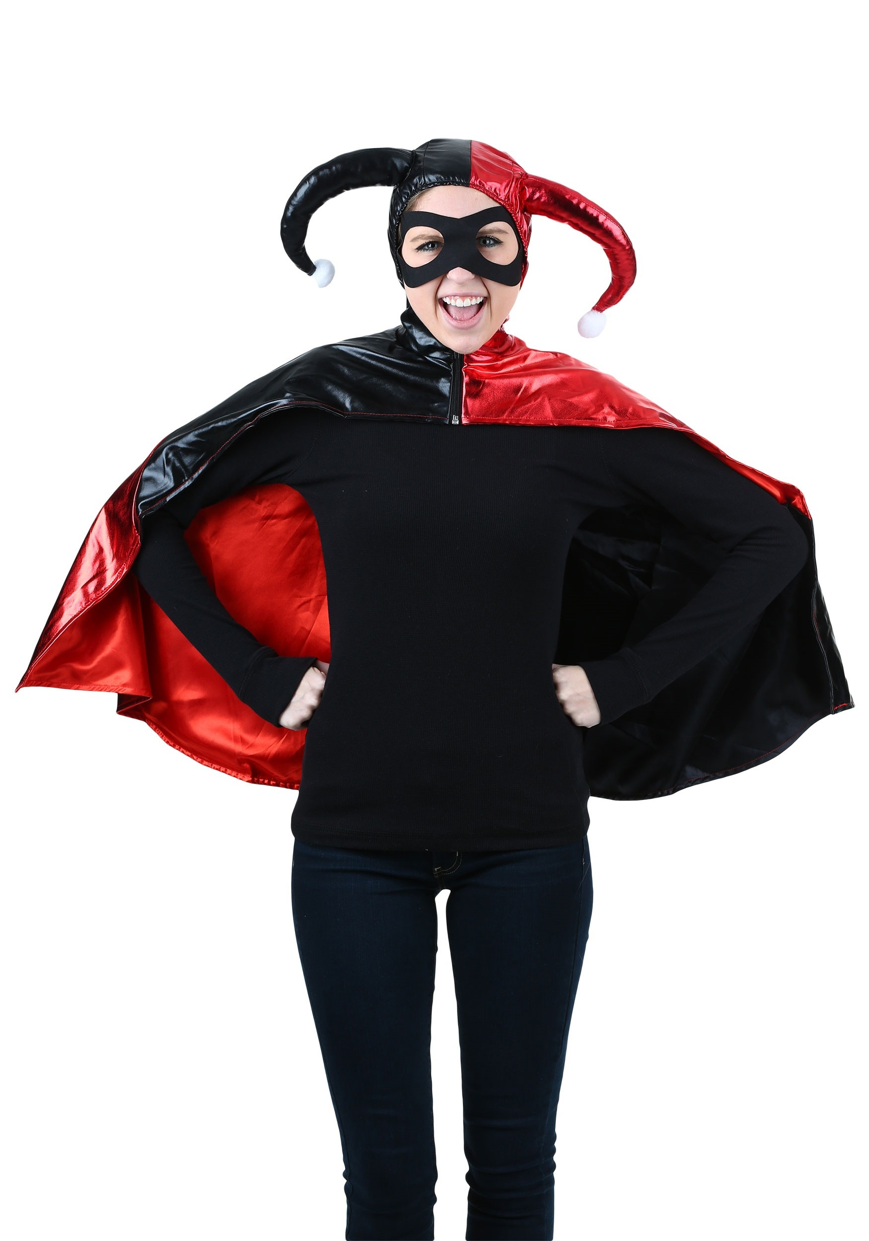 Harley Jester Cape