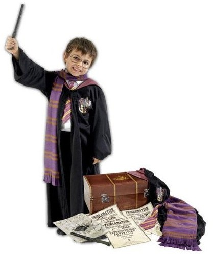 Harry Potter Trunk Set