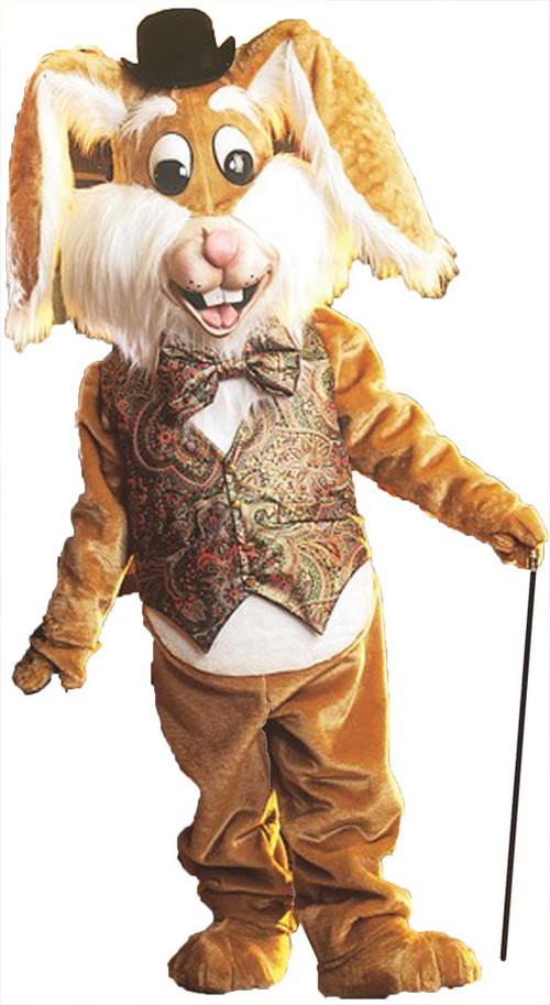 Harvey Rabbit Mascot Costume