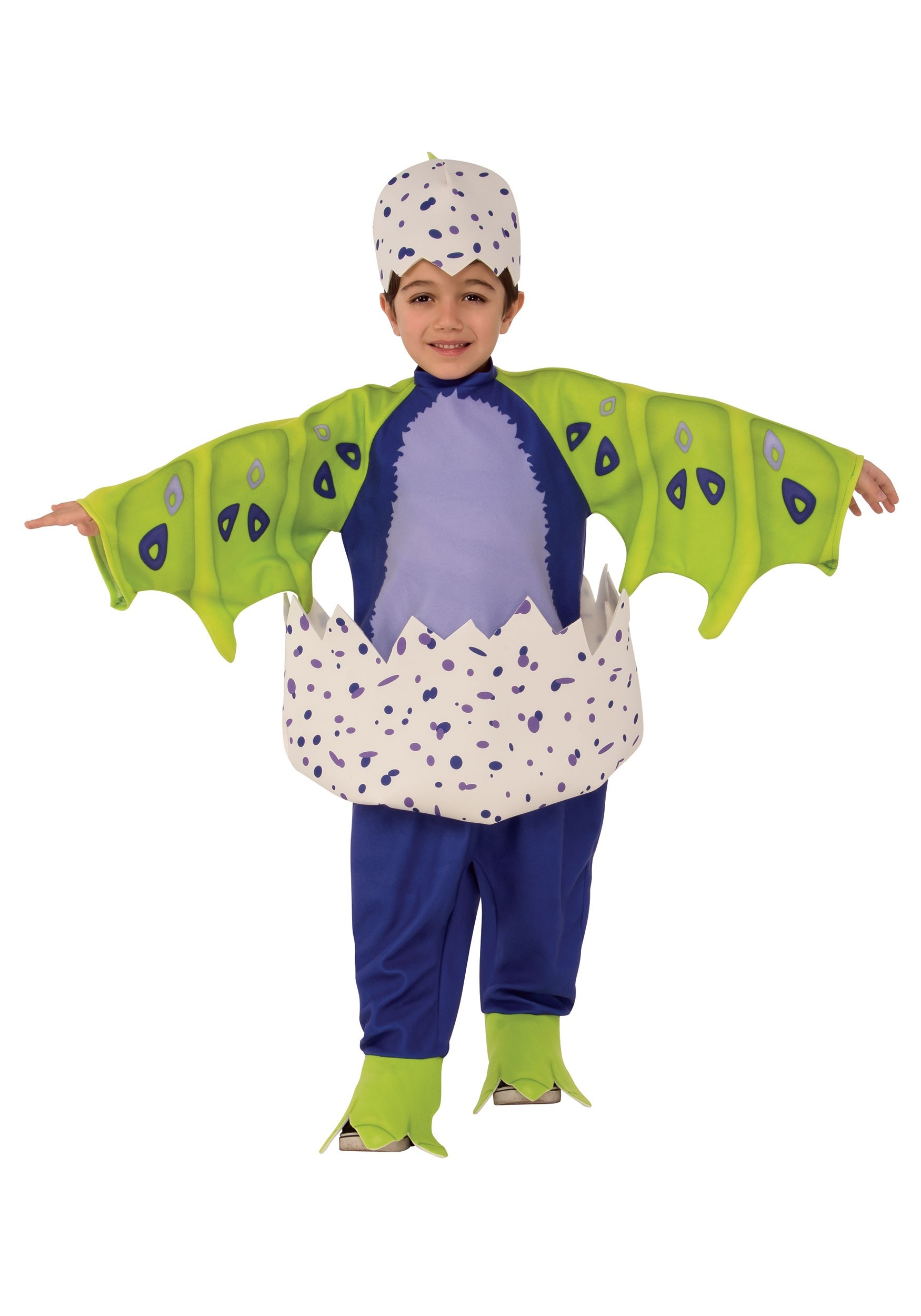 Hatchimals Just Hatched Draggles Costume