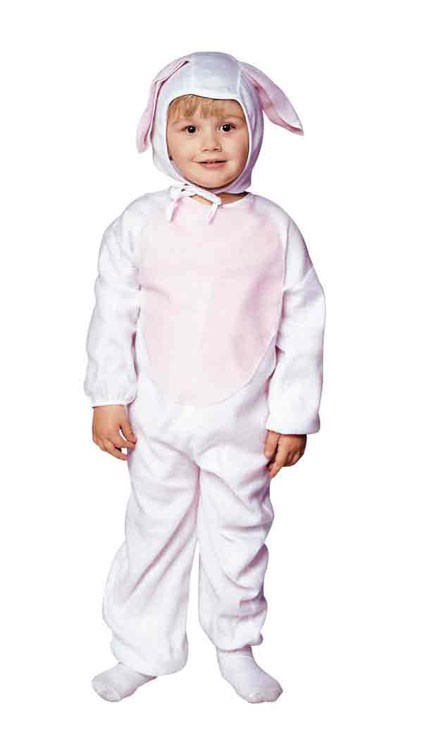 Honey Bunny Toddler Costume
