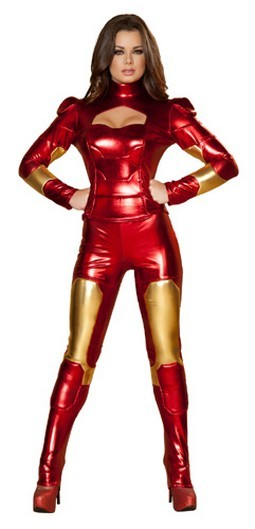 Hot Metal Mistress Costume