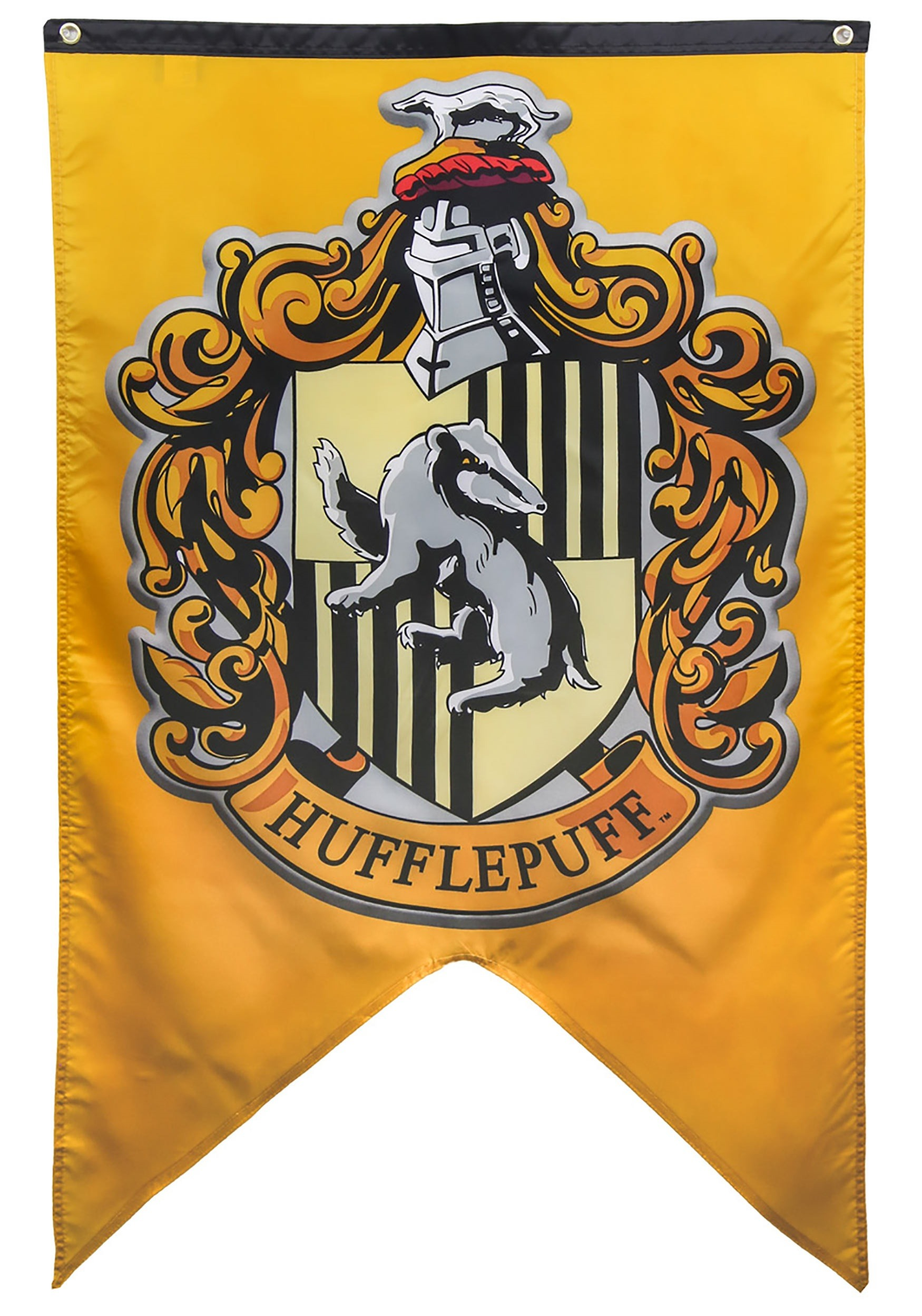 "Hufflepuff School Crest Harry Potter 30""x50"" Banner"