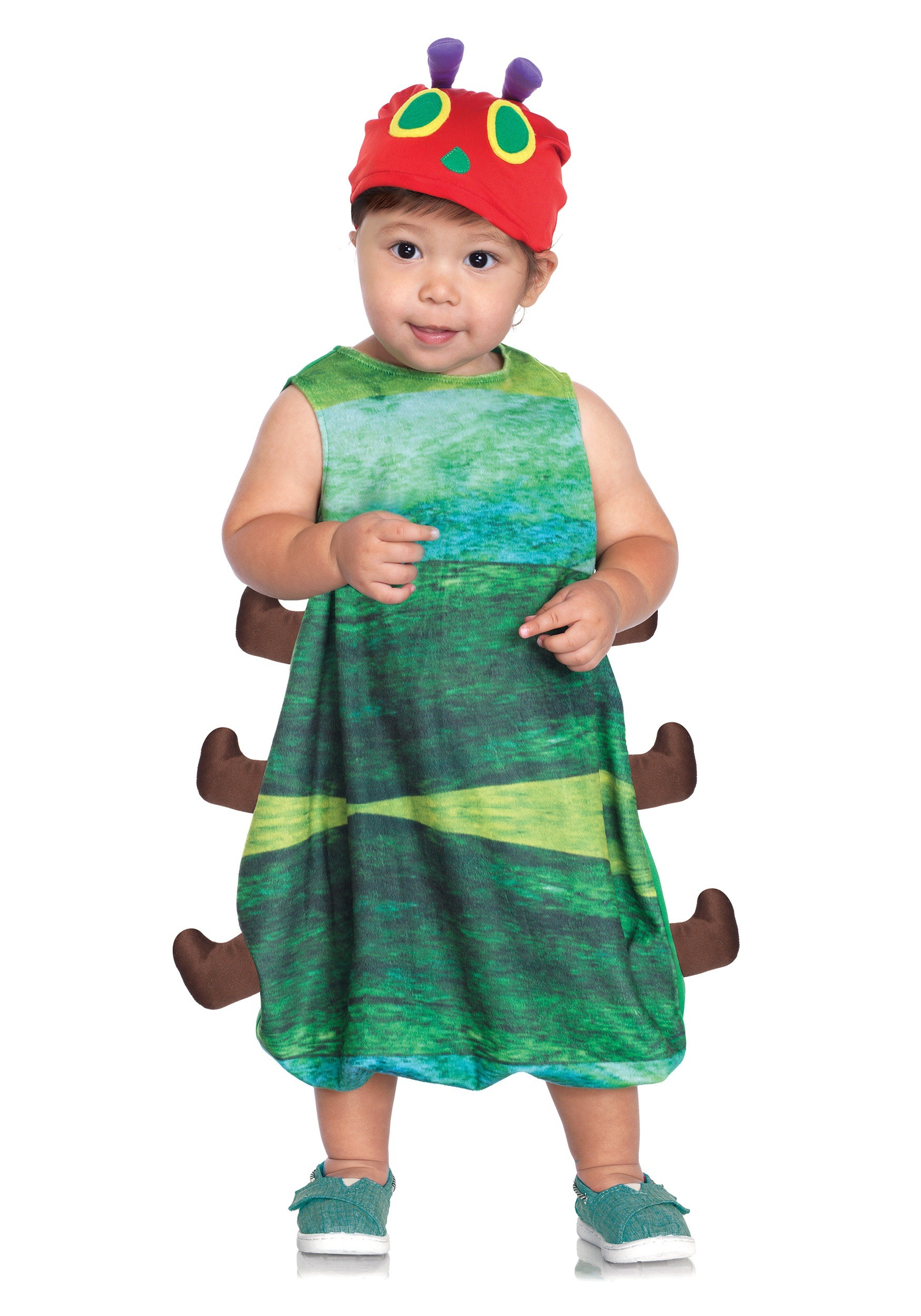 Hungry Little Caterpillar Infant Costume