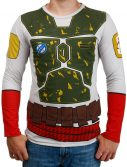 I Am Boba Fett Long Sleeve Costume Shirt