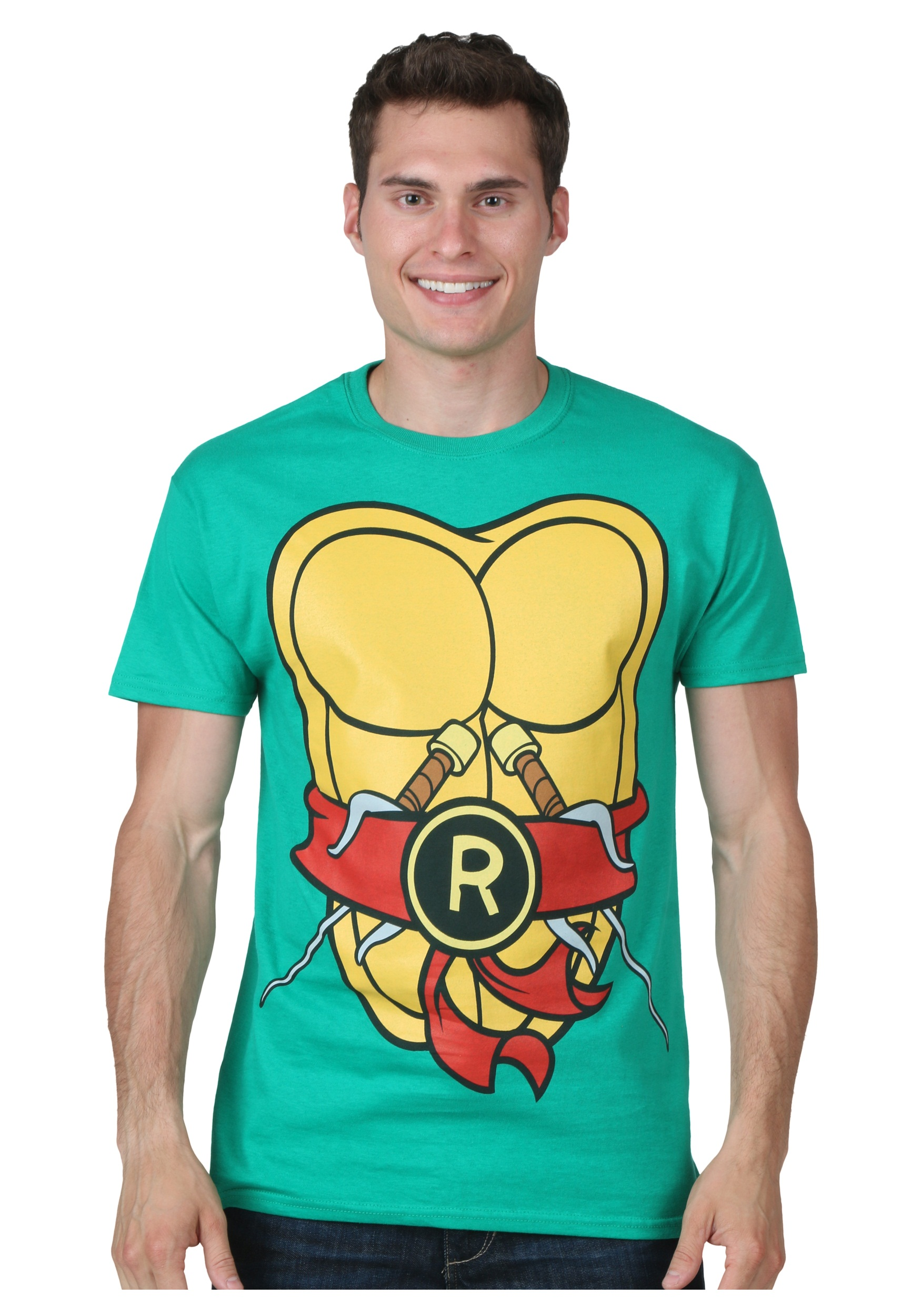 I Am Raphael TMNT Costume T-Shirt
