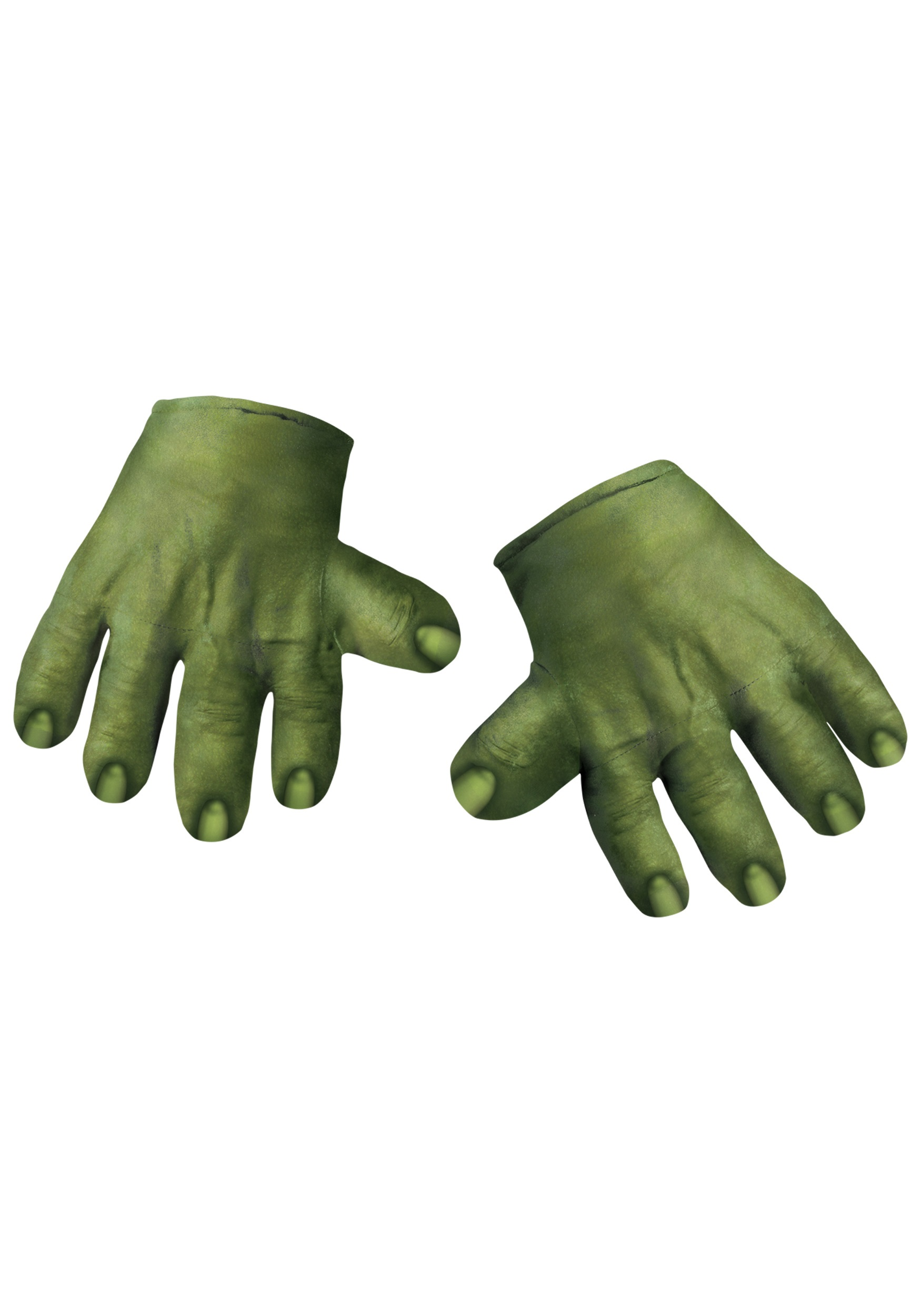 Incredible Hulk Hands