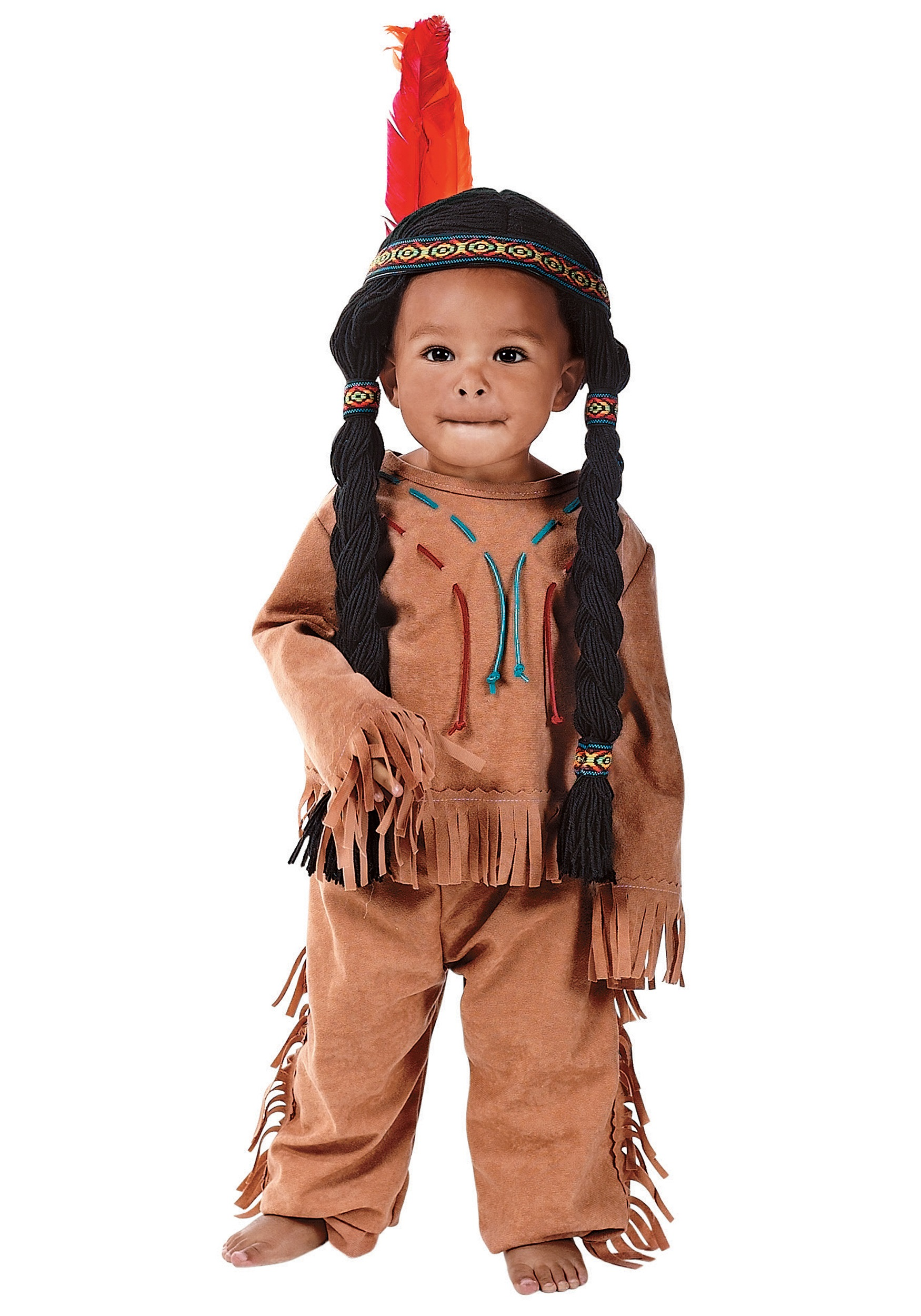 Indian Boy Toddler Costume