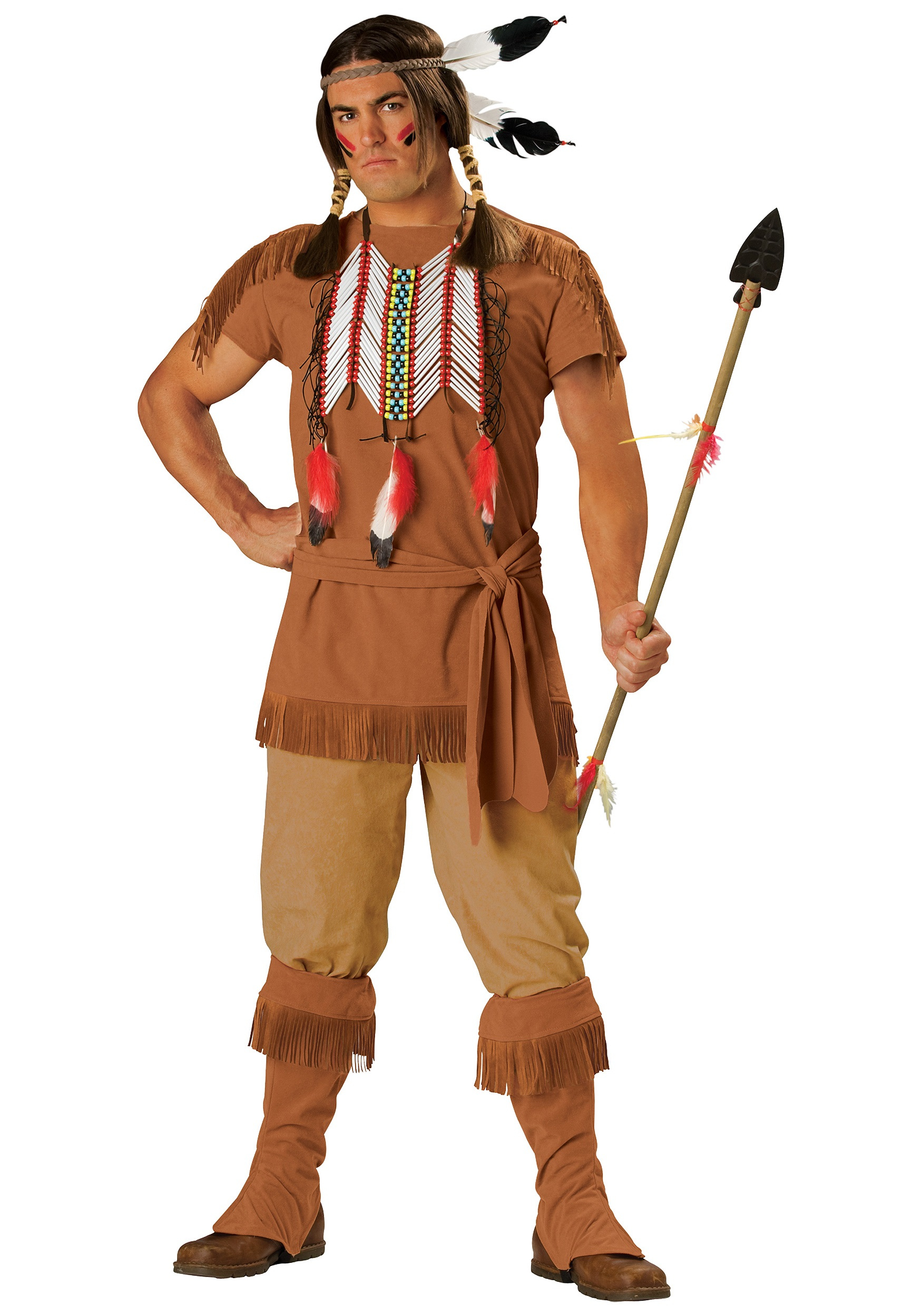 Indian Brave Costume