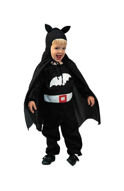 Infant Bat Boy Costume w/cape