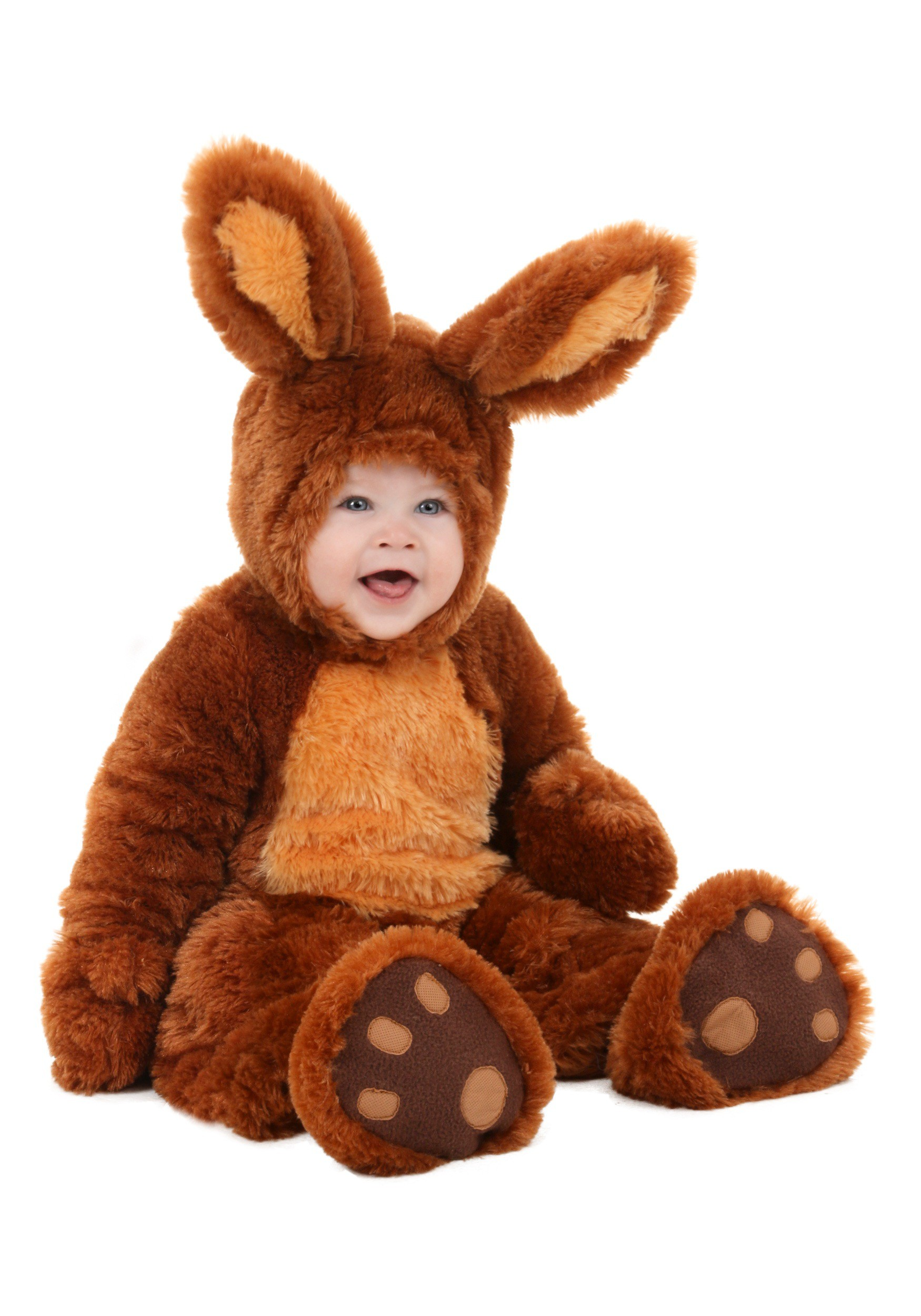 Infant Brown Bunny Costume