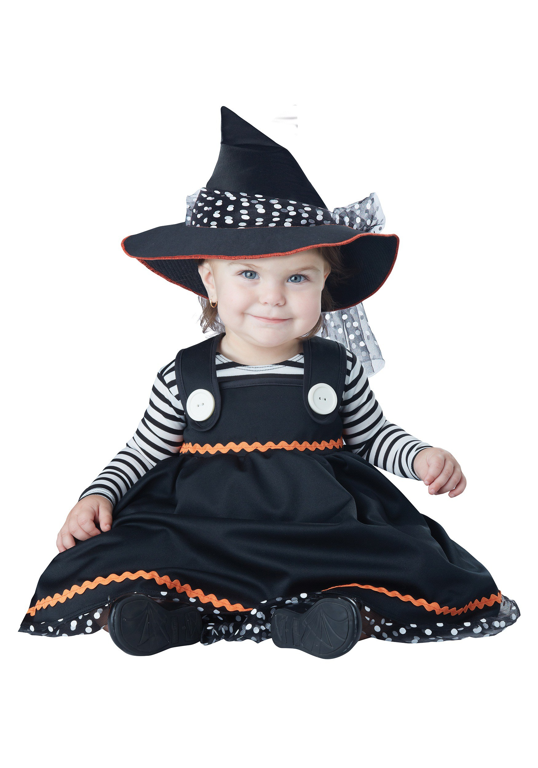 Infant Crafty Little Witch Costume
