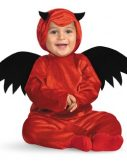 Infant D' Little Devil Costume