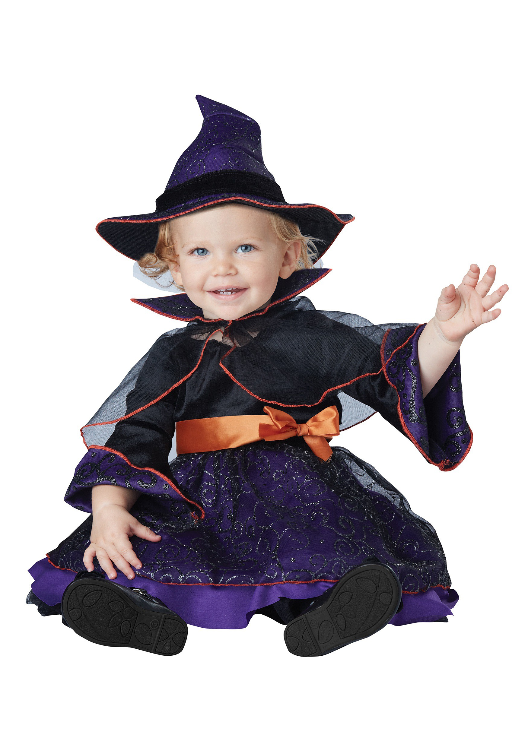 Infant Hocus Pocus Witch Costume