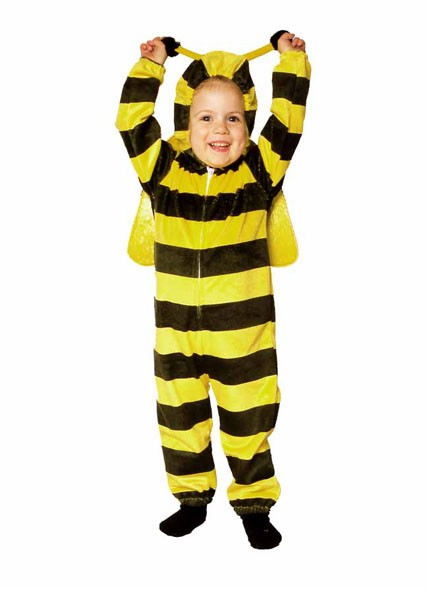 Infant Honey Bee Costume w/wings
