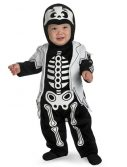 Infant Lil' Bones Skeleton Costume
