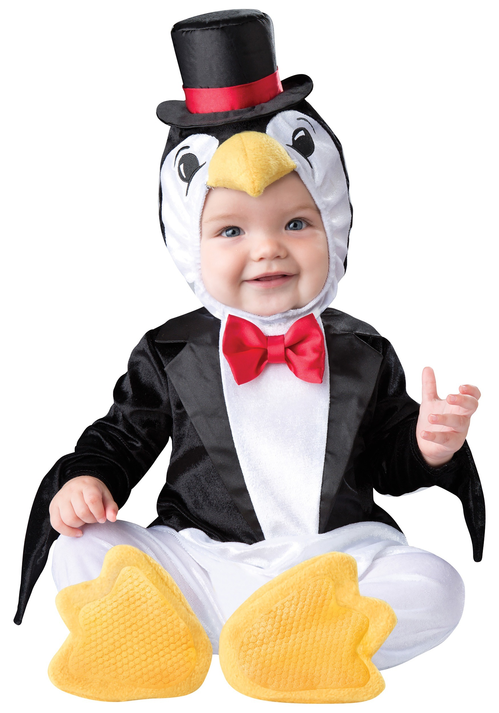 Infant Playful Penguin Costume
