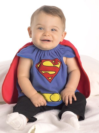 Infant Superman Costume