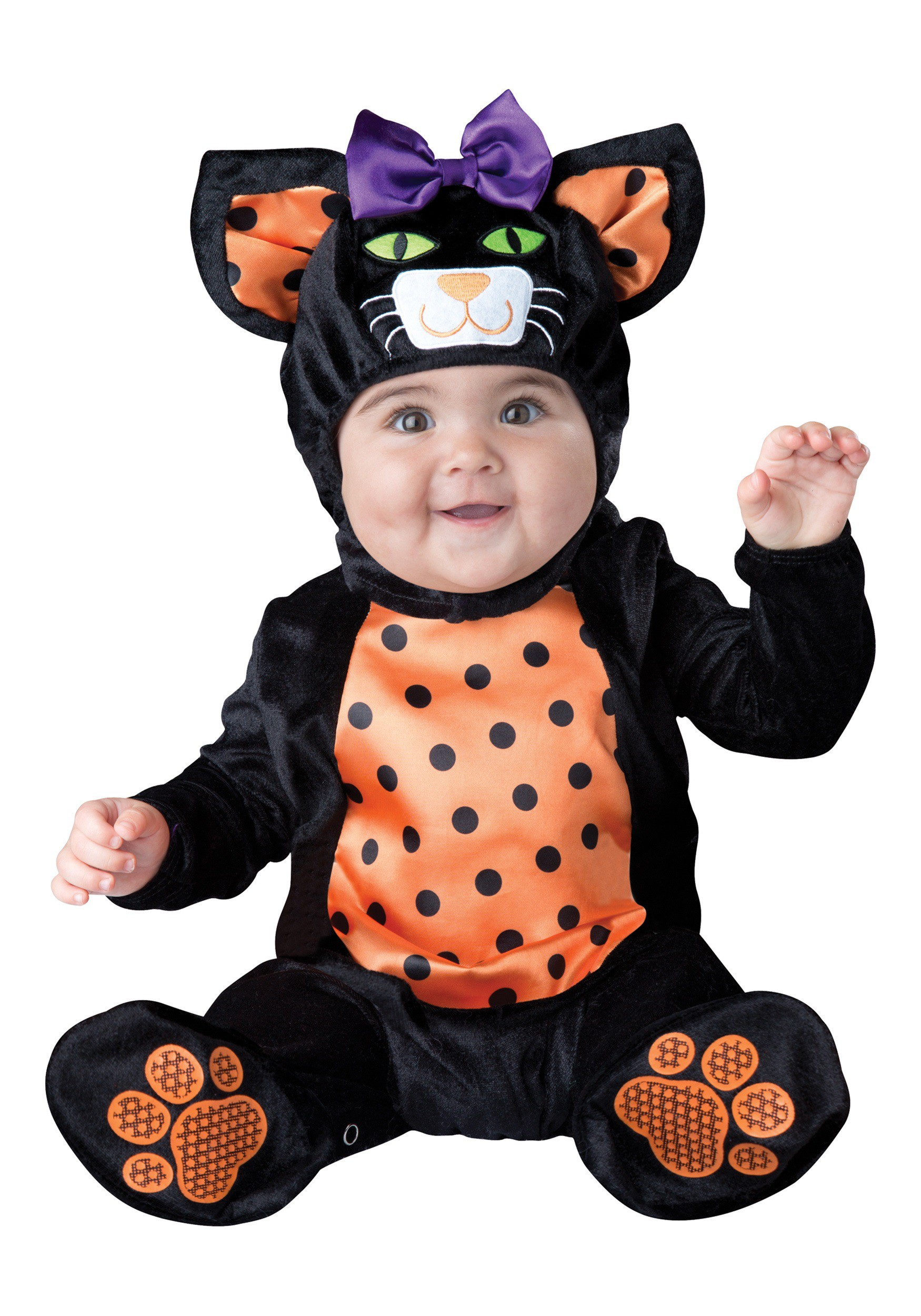 Infant / Toddler Mini Meow Cat Costume