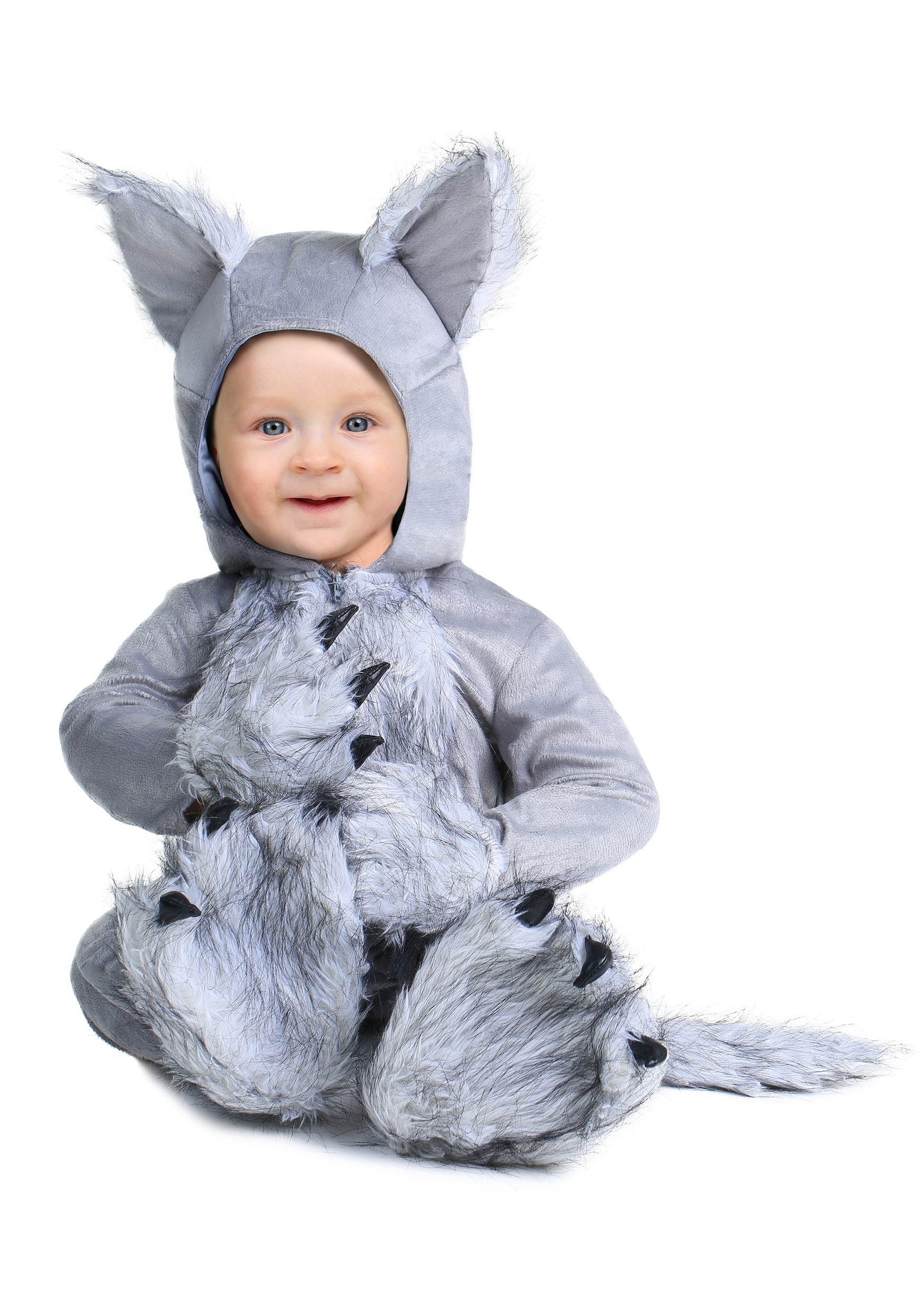 Infant Wolf Costume