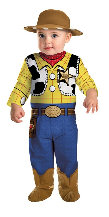 Infant Woody Costume