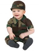 Infantry Soldier Infant Costume