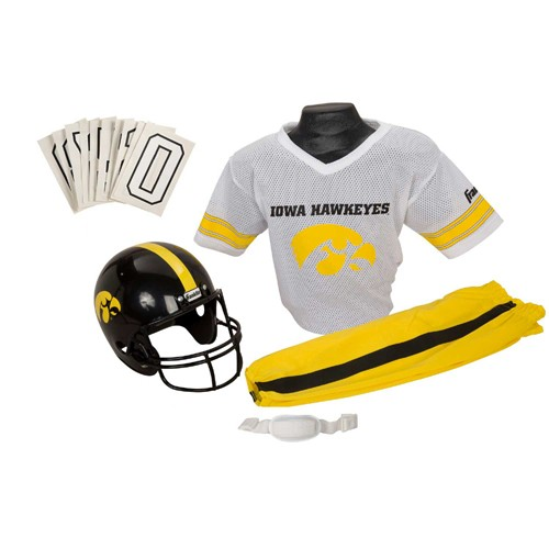 Iowa Hawkeyes Youth Uniform Set