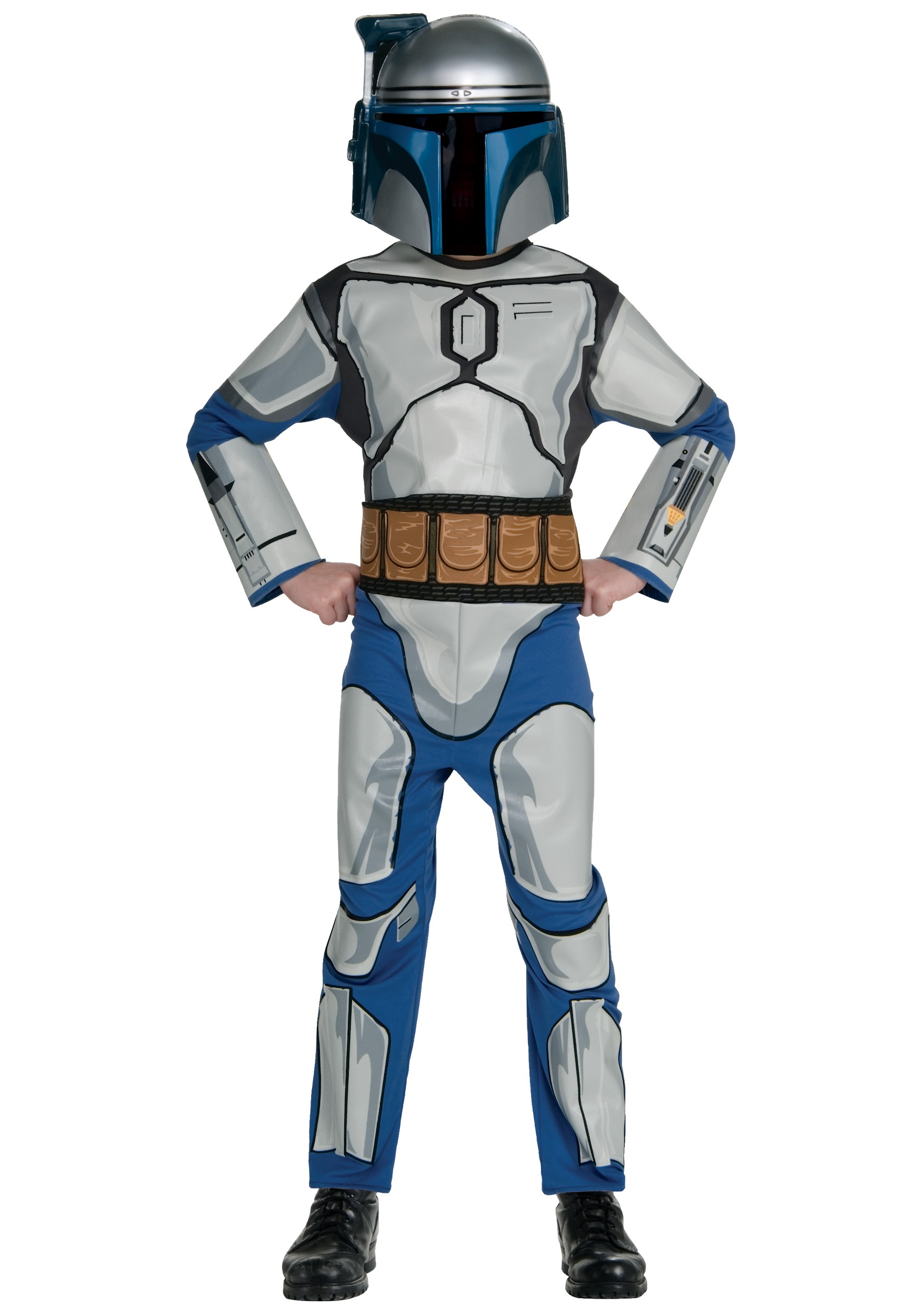 Jango Fett Child Costume