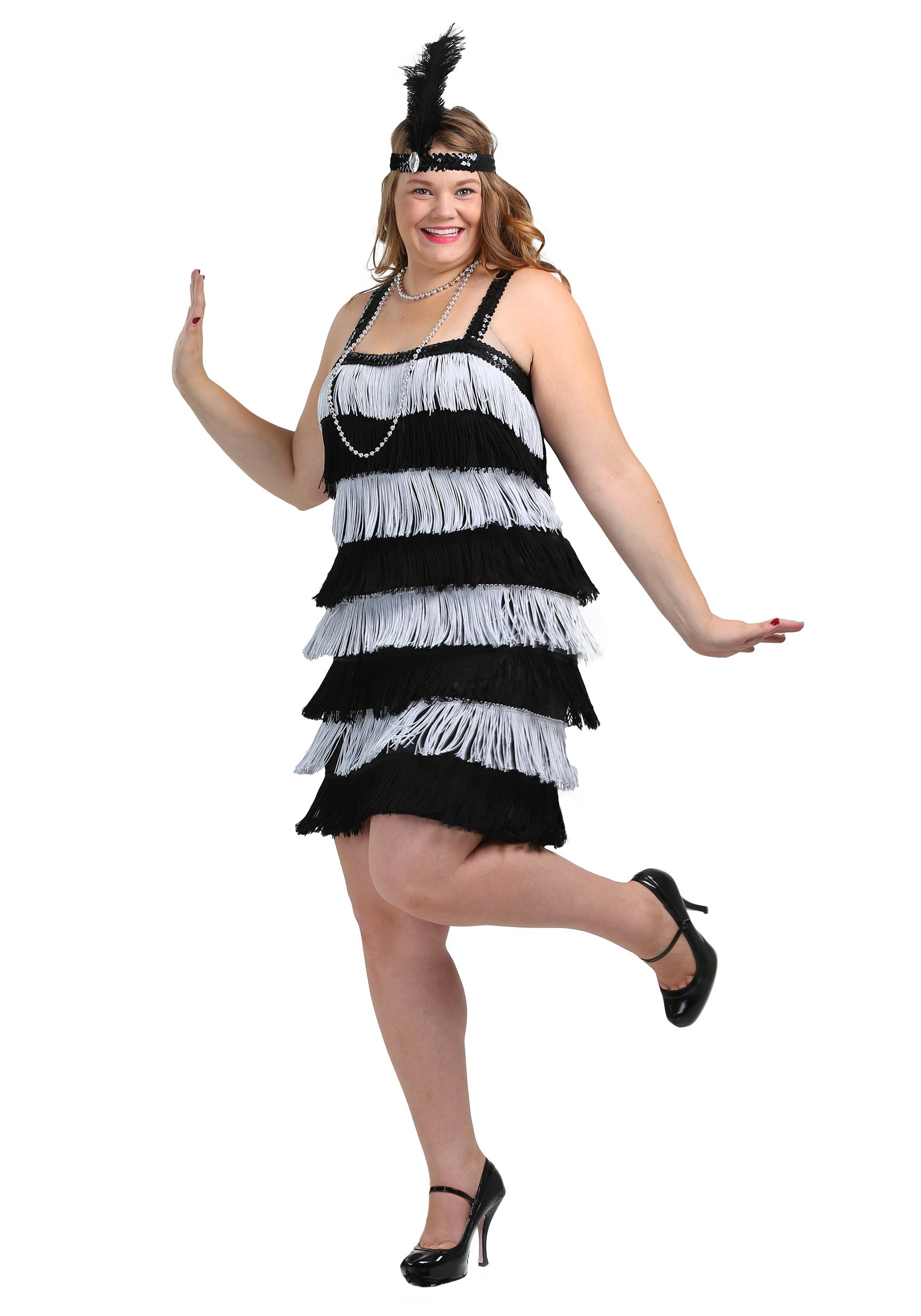 Jazz Time Honey Plus Size Dress
