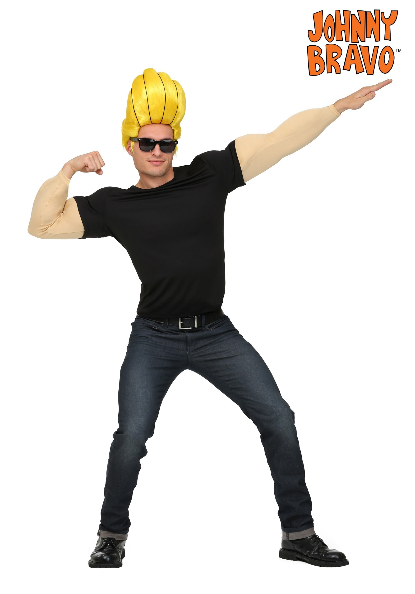 Johnny Bravo Costume