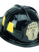 Jr. Firefighter Helmet - Black