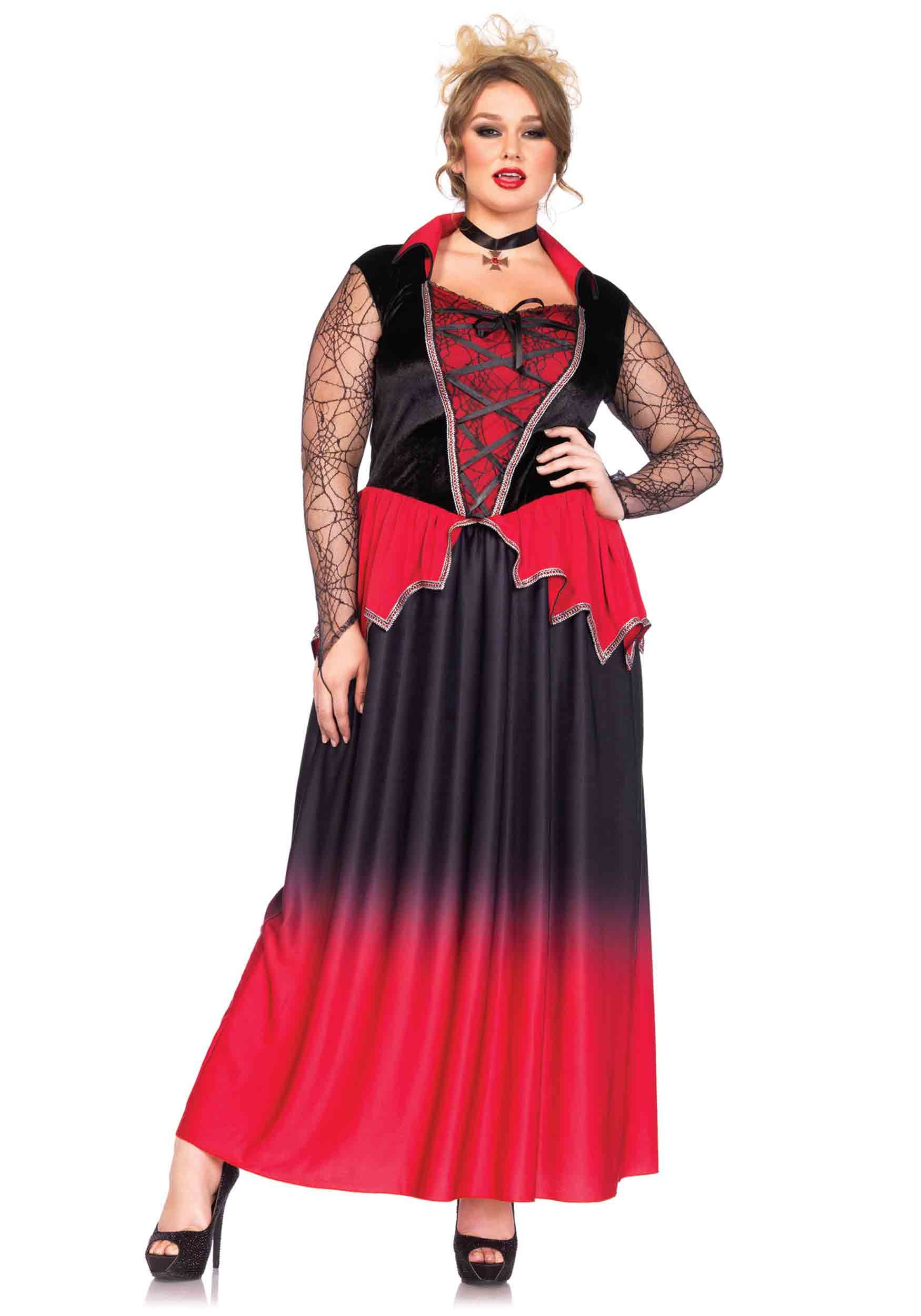 Just Bitten Beauty Plus Size Costume
