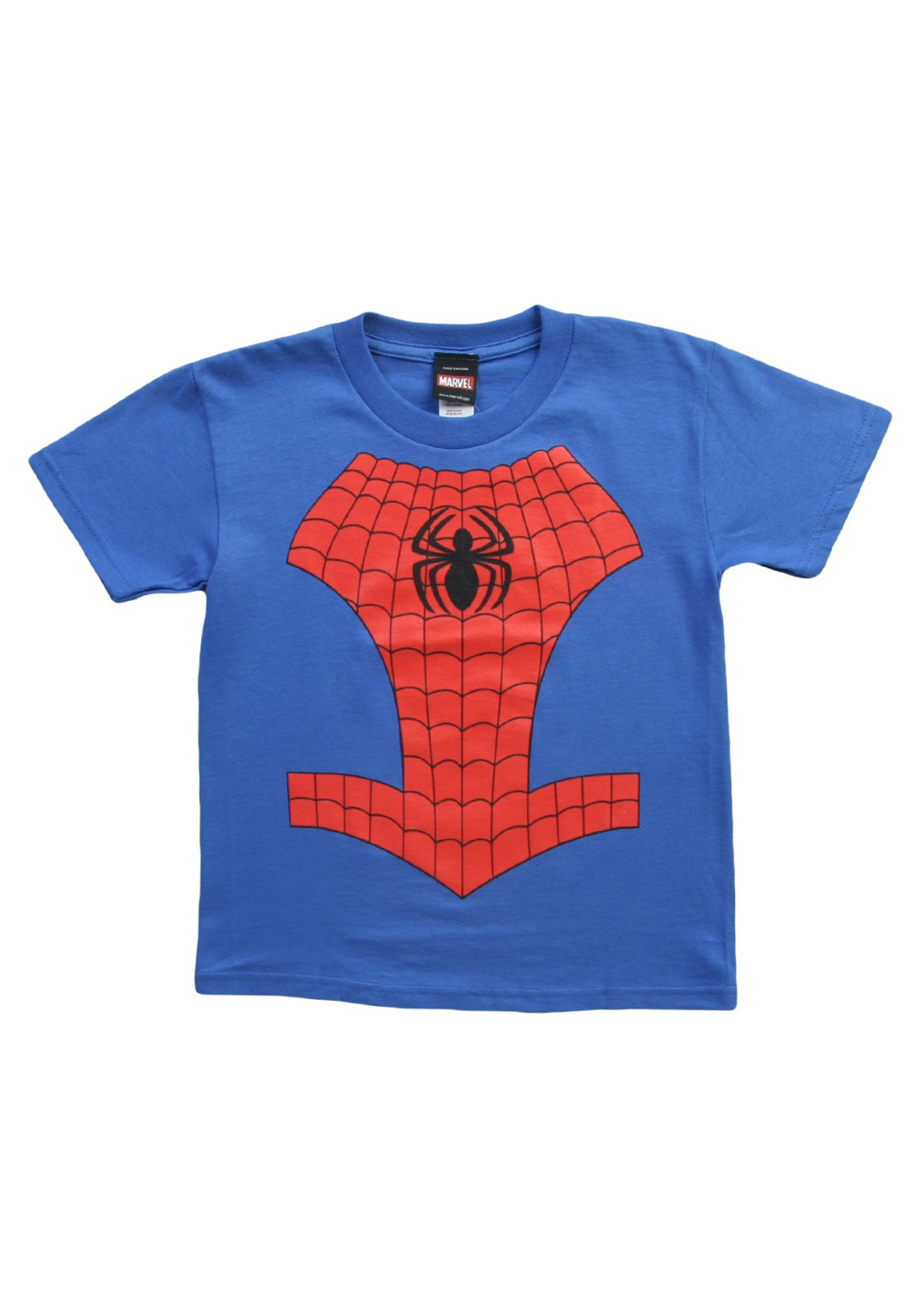 Juvy Classic Spider-Man Costume TShirt
