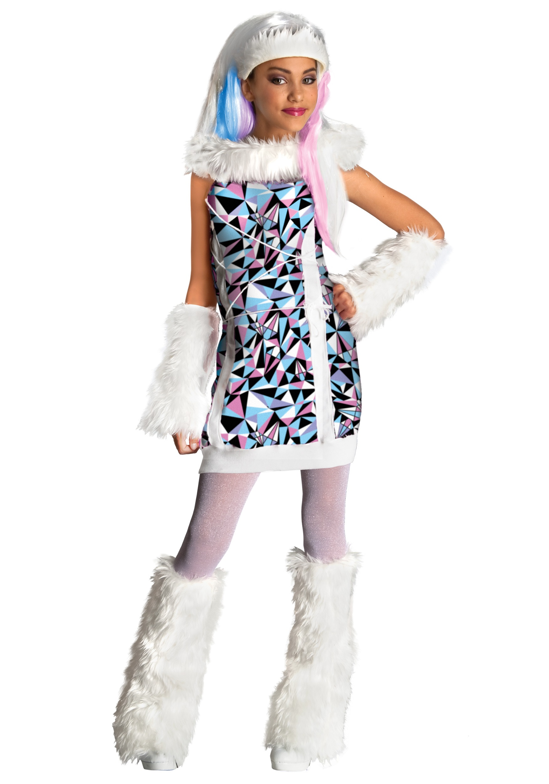 Kids Abbey Bominable Costume