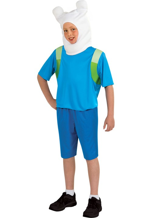 Kids Adventure Time Finn Costume