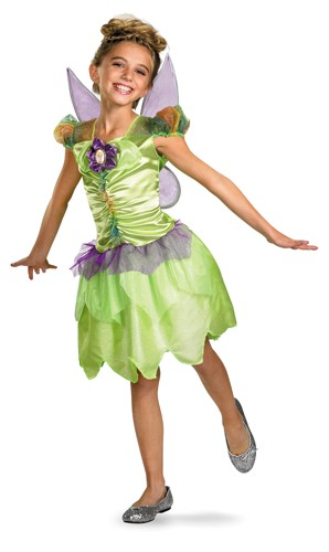 Kids Classic Tinkerbell Costume