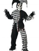Kids Dark Jester Costume