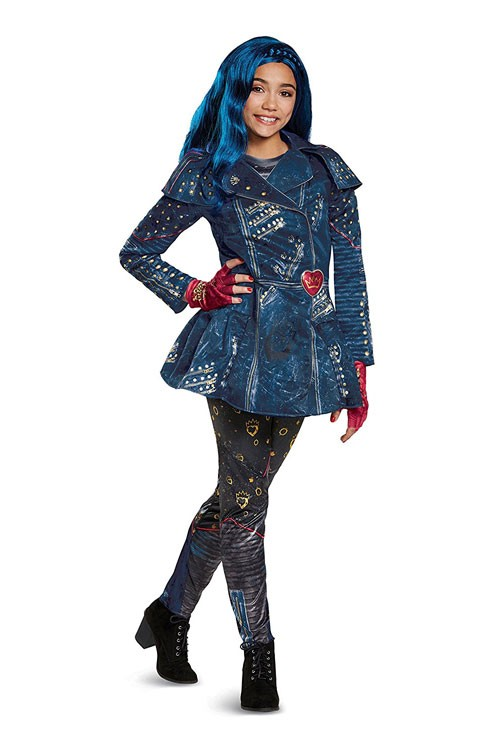 Kids Descendants 2 Evie Deluxe Costume