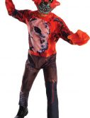 Kids FNAF Nightmare Foxy Costume
