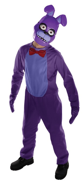 Kids Five Nights at Freddy's Bonnie Costume