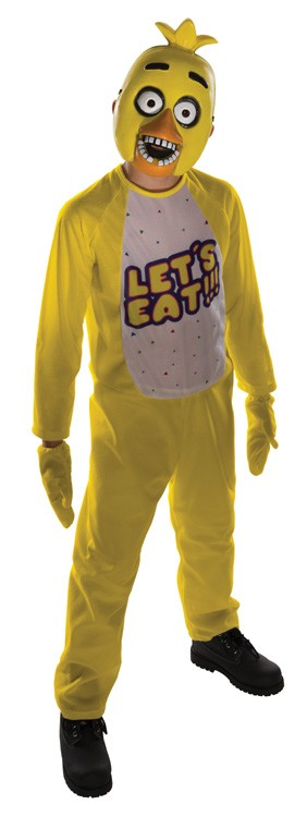 Kids Five Nights at Freddy's Chica Costume