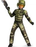 Kids Foot Soldier Costume