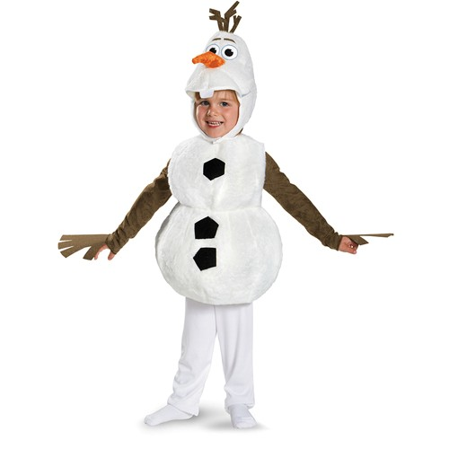 Kids Frozen Olaf Costume