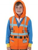 Kids Lego Movie Emmet Costume Hoodie