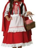 Kids Little Red Riding Hood Costume
