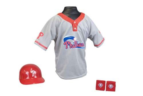 Kids MLB Uniform Set - Philadelphia Phillies