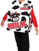 Kids Milk Costume